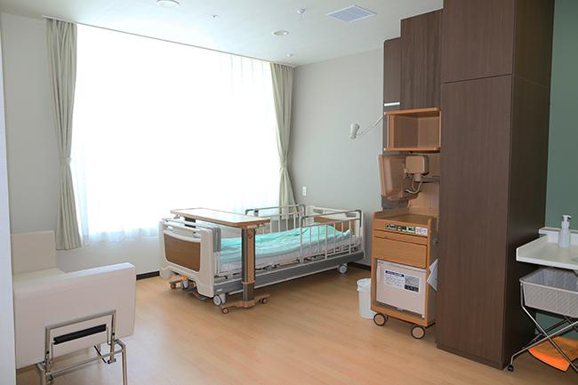 個室(1例)