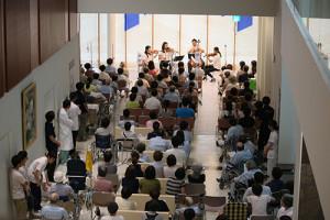 セイジオザワ松本フェスティバル出前コンサート